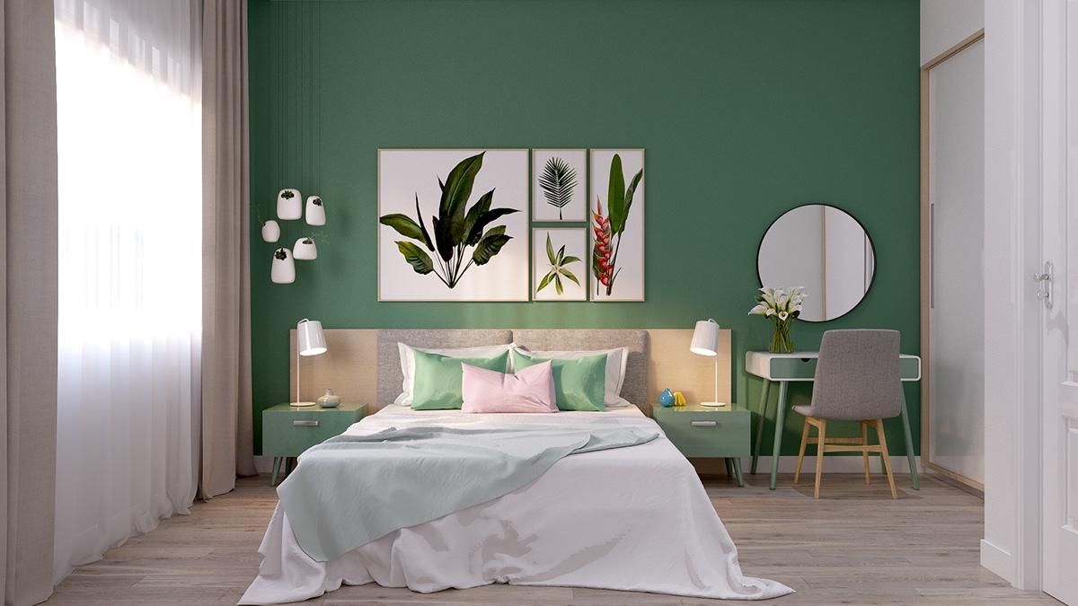 Maximal minimalism interior design